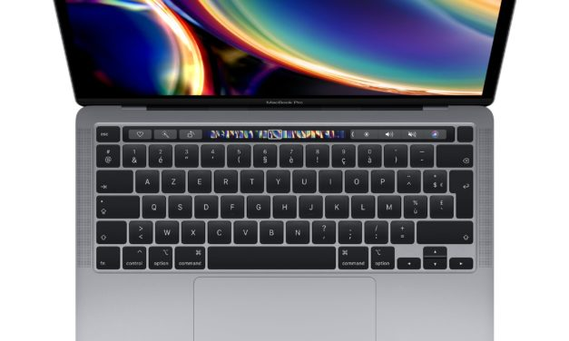 "<span class=""tagtitre"">Apple - </span>le MacBook Pro 13 2020 est là !"