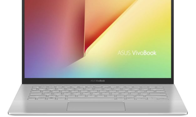 Asus VivoBook S412DA-EK319T, ultrabook 14 pouces élégant et réactif pour la bureautique (499€)