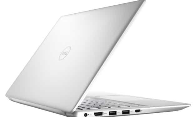 "Dell Inspiron 5490, Ultrabook 14"" nomade argent polyvalent fin rapide et léger 12h! (949€)"