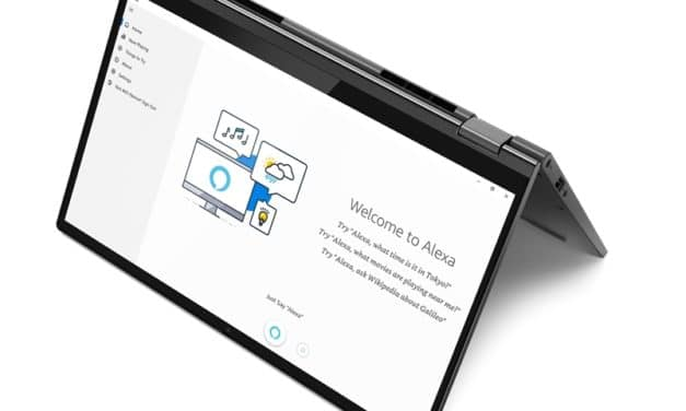 "Lenovo Yoga C640-13IML LTE (81XL000SFR), Ultrabook 4G 13"" tactile Tablette nomade 20h fin léger rapide (1299€)"