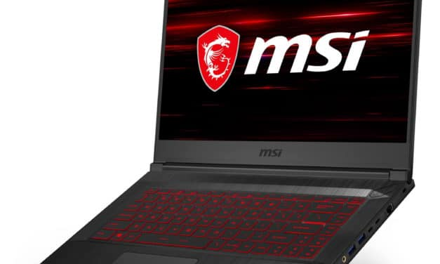 "<span class=""french-days-best"">French Days 899€</span> MSI GF65 9SEXR-233XFR, 15 pouces gamer fin et léger pour jeu expert RTX 2060"