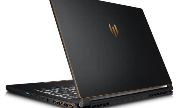"""MSI WS65 9TM-1666FR, Ultrabook 15"""" 4K très puissant pour créateurs Pro 7h Quadro RTX 5000 (5399€)"""