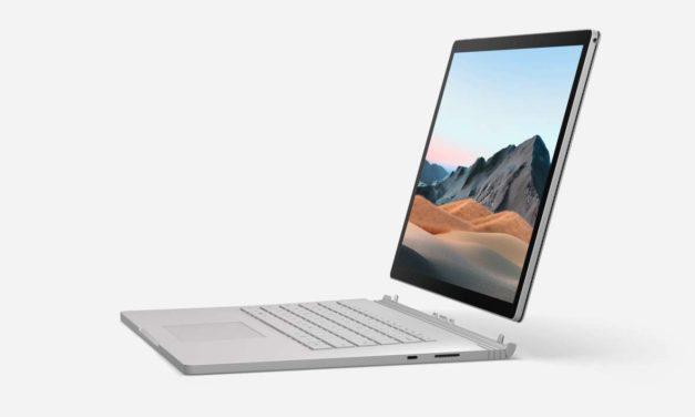 """<span class=""""tagtitre"""">Microsoft Surface Book 3 - </span>sortie officielle du 2-en-1 avec tablette détachable haut de gamme"""