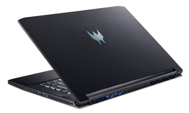 "Acer Predator Triton 500 PT515-52-793U, Ultrabook 15"" 300Hz gamer puissant RTX 2080 Super (2269€)"