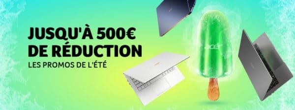 Acer Réductions bon plan promo 13juillet2020