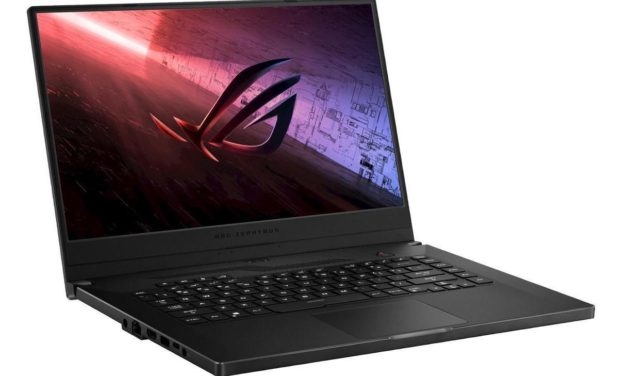 "<span class=""promo"">Promo 1589€</span> Asus ROG Zephyrus G15 GA532IV-001T, PC gamer 15 pouces fin Octo Core RTX 2060"