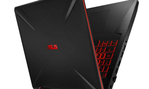 "Asus TUF Gaming TUF705DT-H7114T, PC portable 17"" 120Hz gamer AMD et NVIDIA GTX 1650 (799€)"