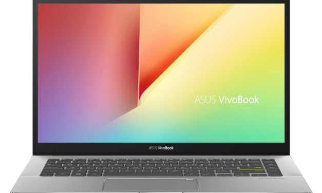 Asus VivoBook S433FA-EB073R, ultrabook 14 pouces productif Windows 10 Pro (959€)