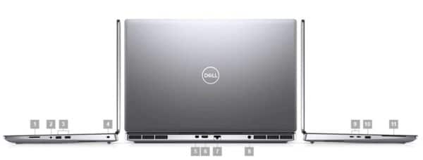 Dell Precision 7750