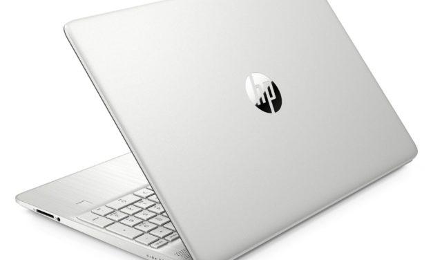 HP 15s-eq1026nf, 15 pouces bureautique léger et pas cher (399€)