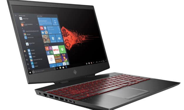 "HP Omen 15-dh1050nf, 15"" 144Hz PC portable gamer puissant RTX 2080 Super 1.5 To TB3 (2269€)"