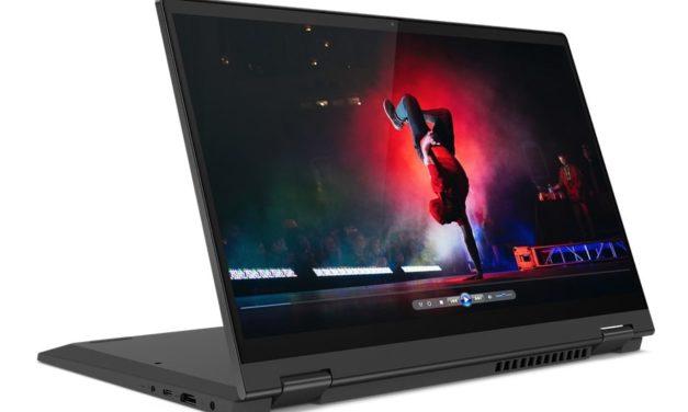 """Lenovo IdeaPad Flex 5 14ARE05, PC portable 14"""" convertible tablette puissant Octo Core (755€)"""