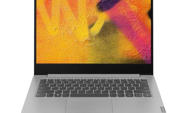 """<span class=""""nouveau"""">Nouveau 639€</span> Lenovo IdeaPad S340-14API (81NB006HFR), PC portable 14"""" polyvalent argent nomade 8h fin léger rapide SSD 1 To"""