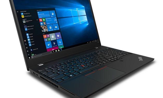 Lenovo ThinkPad P15(v) et P17, nouveaux PC portables Pro stations de travail avec 4G NVIDIA Quadro RTX et Octo Core i9 ou Xeon