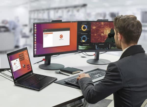 Lenovo ThinkPad P53 certification Linux Ubuntu LTS Red Hat Enterprise Linux