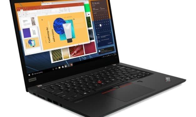 Lenovo ThinkPad X13 Gen1, ultraportable AMD Renoir Octo Core fin et léger pour Pro avec 4G, autonomie 12h