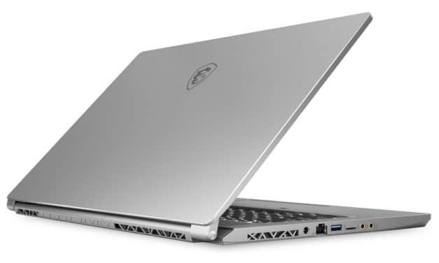 """MSI Creator 17 A10SF-245FR , Ultrabook 17"""" 4K Mini-LED Pro puissant pour créateurs (3499€)"""