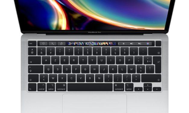 Apple MacBook Pro 13 2020, une timide évolution (synthèse des tests, prix et avis)
