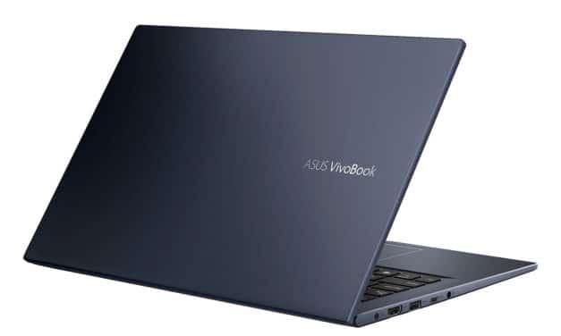 """<span class=""""promo-best"""">Promo 599€</span> Asus Vivobook S413DA-EK068T, ultrabook 14 pouces productif pas cher avec pavé numérique"""
