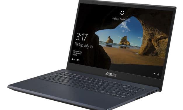 """<span class=""""promo-best"""">Promo 719€</span> Asus FX571GT-BQ691T, PC portable polyvalent 15 pouces sobre"""