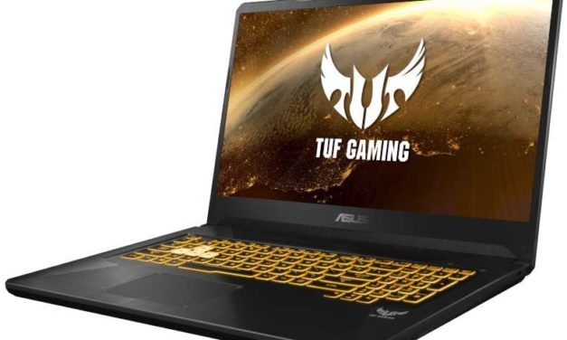 "Asus TUF Gaming TUF505DT-BQ424T, PC portable 15"" multimédia GTX 1650 et gros stockage 1.2 To (799€)"