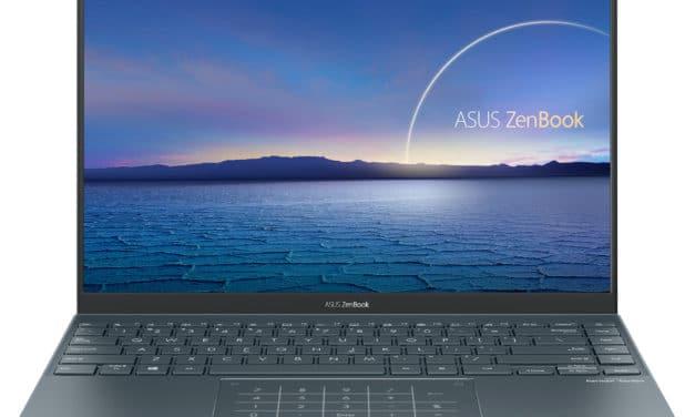 Asus Zenbook UX425JA-BM031R, ultrabook 14 pouces productif léger et endurant professionnel (959€)