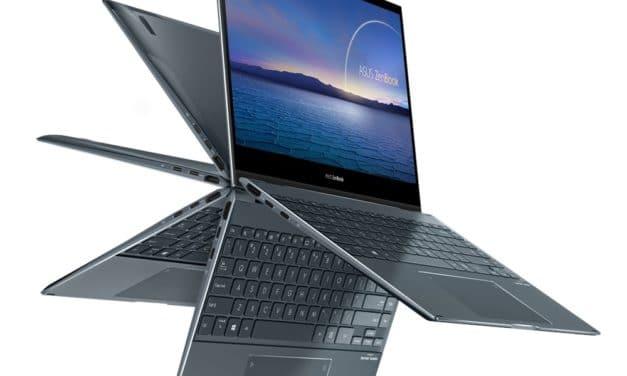 "Asus ZenBook Flip 13 UX363JA, Ultrabook 13"" 2-en-1 nomade 16h convertible en Tablette avec NumPad et Thunderbolt 3"