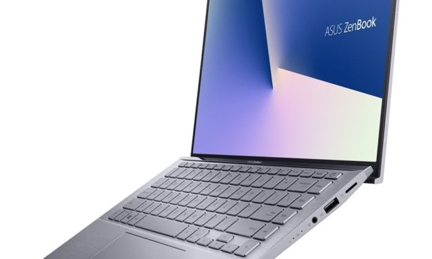 "<span class=""promo"">Promo 1199€</span> Asus Zenbook UM434IQ-A5038T, ultrabook performant 14"" Octo Core et MX350"