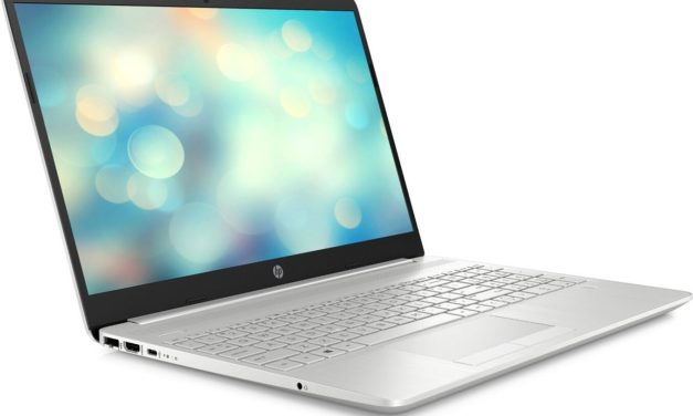 HP 15-dw2005nf, 15 pouces léger bureautique avec bonne capacité de stockage (489€)