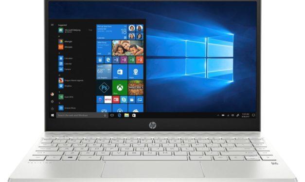 """<span class=""""promo-best"""">Promo 799€</span> HP Pavilion 13-an1019nf, ultrabook 13 pouces multimédia rapide"""