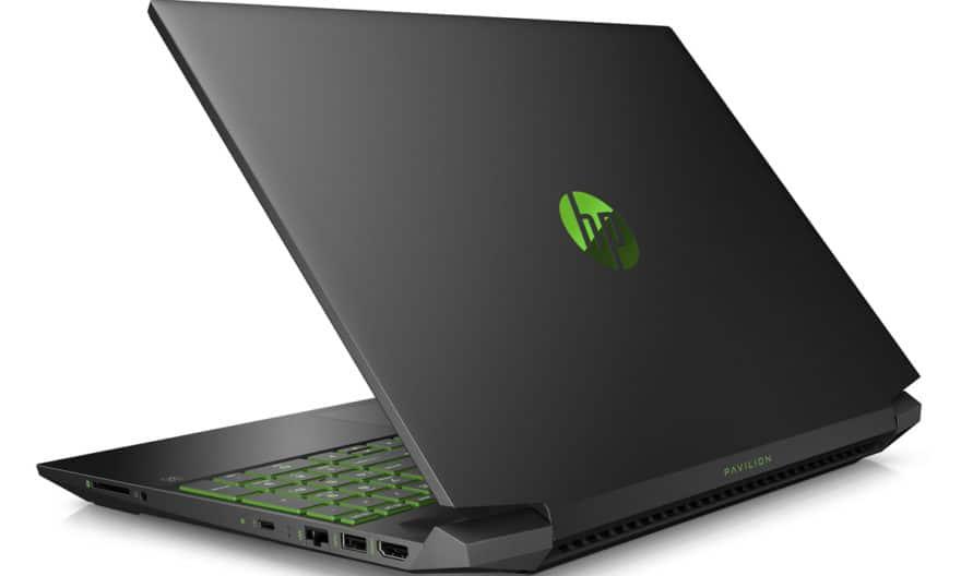 """<span class=""""nouveau"""">Nouveau 1199€</span> HP Pavilion 15-ec1007nf, PC portable 15"""" AMD multimédia léger GTX 1650 gros stockage 1.2 To"""