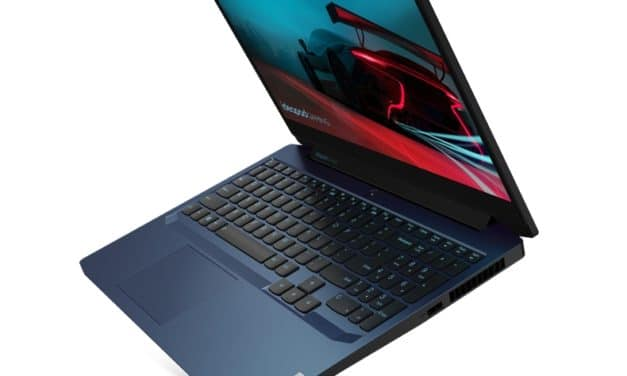 "Lenovo IdeaPad Gaming 3 15ARH05, PC portable 15"" gamer AMD Renoir Ryzen Octo Core et NVIDIA GTX"