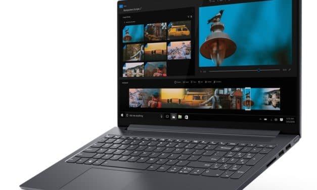 """Lenovo IdeaPad Slim 7 15IMH05, Ultrabook 15"""" fin léger et rapide 12h pour créatifs avec Comet Lake-H et GeForce GTX 1650"""
