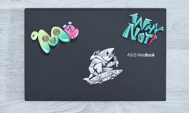 """<span class=""""tagtitre"""">Test Asus VivoBook S14 S433 - </span>une gamme d'ultrabook pour les étudiants et les ados"""
