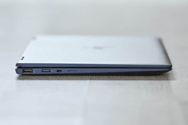 Test HP EliteBook Dragonfly G1