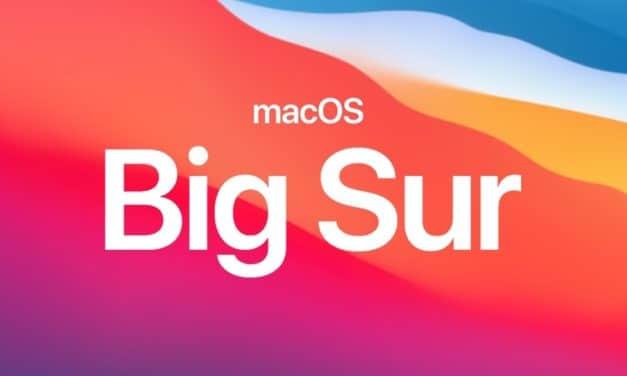 """<span class=""""tagtitre"""">Apple macOS Big Sur - </span>la bêta 4 du système d'exploitation est la version publique disponible pour test"""