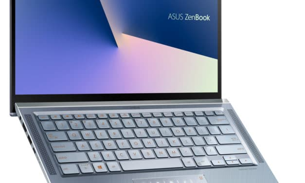 "Asus Zenbook UX431FA-AM175T, Ultrabook 14"" argent nomade 10h NumPad fin léger rapide SSD 1 To (996€)"