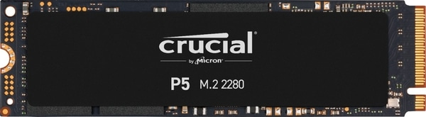 Crucial P5, SSD M.2 NVMe garanti 5 ans, jusqu'à 3400 Mo/s, déjà disponible
