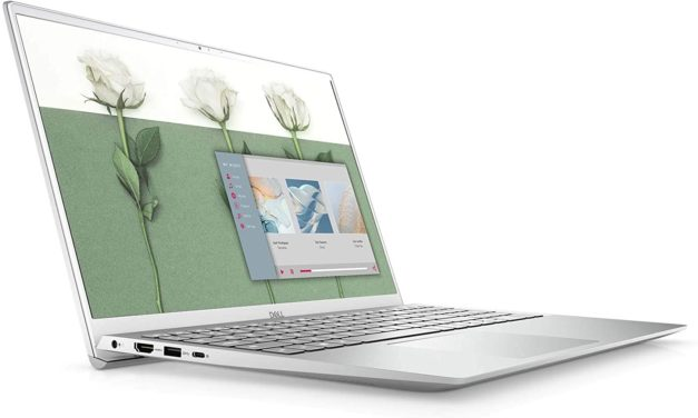 "Dell Inspiron 15 5501, Ultrabook 15"" argent polyvalent fin léger rapide RAM 16 Go (1035€)"