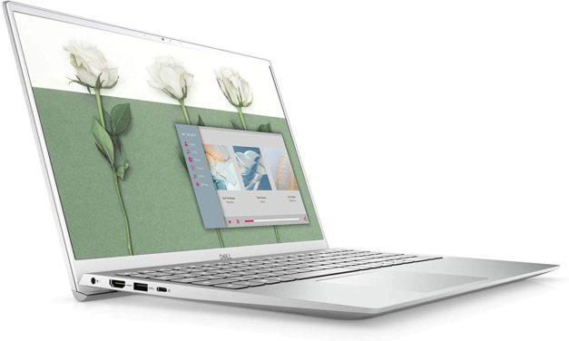 """<span class=""""nouveau"""">Nouveau 1035€</span> Dell Inspiron 15 5501, Ultrabook 15"""" argent polyvalent fin léger rapide RAM 16 Go"""