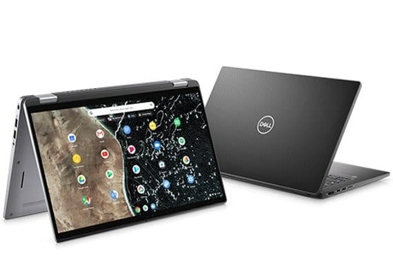 "Dell Latitude 7410 Chromebook Enterprise, PC portable 14"" (2-en-1) Comet Lake sous Google Chrome OS"