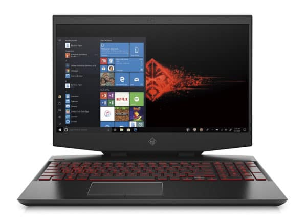 HP Omen 15-dh1001nf