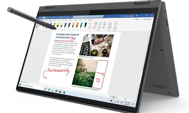 "Lenovo IdeaPad Flex 5 14ARE05, PC portable 14"" tablette tactile multimédia (679€)"