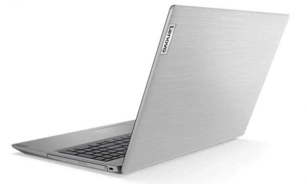 Lenovo IdeaPad L3 15IML05, PC portable 15 pouces bureautique (659€)