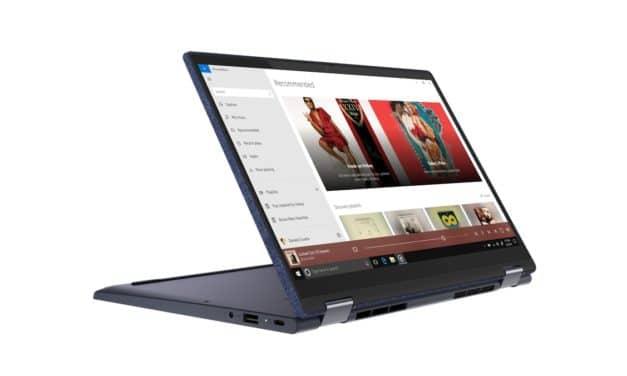 "Lenovo Yoga 6 13ARE-05, ultraportable 2-en-1 13"" tactile Tablette AMD Renoir Octo Core Wi-Fi ax nomade 18h"