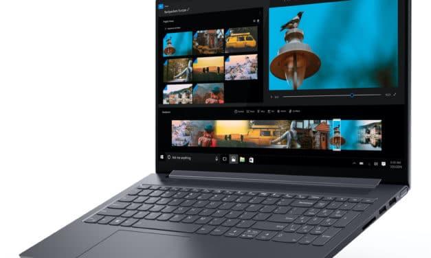 """Lenovo Yoga Slim 7 15IIL05, ultrabook 15"""" métal productif et rapide avec bonne autonomie (1199€)"""