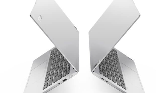 """Lenovo Yoga Slim 7i et 7i Pro, Ultrabooks 13"""" et 14"""" 16/10ème Tiger Lake 18h Thunderbolt 4 Wi-Fi ax"""