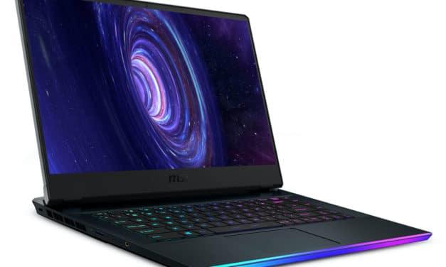 """<span class=""""promo"""">Promo 1899€</span> MSI GE66 10SF-207FR, PC gamer 15 pouces RGB puissant RTX 2070 et bonne autonomie"""