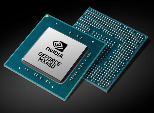 NVIDIA GeForce MX450 Turing carte graphique