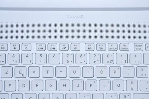 Test Acer ConceptD 7 CN715-71